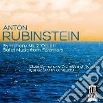 Sinfonia n.2 'oceano' - feramors cd musicale di Anton Rubinstein