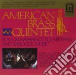 American brass quintet interpreta musica cd musicale di Miscellanee
