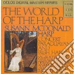 The world of the harp cd musicale di Miscellanee