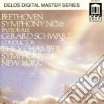 Sinfonia n.6 op.68 'pastorale' cd musicale di Beethoven ludwig van