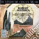 Musica x organo: preludio e fuga buxwv 1 cd musicale di Dietrich Buxtehude