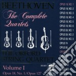 Quartetti x archi vol.1 (integrale): n.1 cd musicale di Beethoven