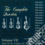 Integrale dei quartetti per archi vol.7: cd musicale di Beethoven ludwig van