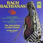 Overture bwv 1068, partita per violino b cd musicale di Bach johann sebasti
