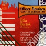 Quartet for the end of time cd musicale di Olivier Messiaen