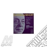 Sonata x pf n.2 op.36, preludi op.23, op cd musicale di Sergei Rachmaninov