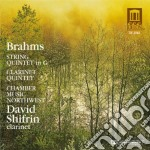 Quintetto per archi n.2 op.111, quintett cd musicale di Johannes Brahms