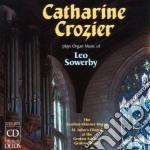 Sinfonia per organo in sol maggiore, req cd musicale di Leo Sowerby
