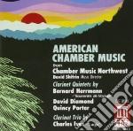 Composizioni di porter, herrmann, ives, cd musicale di Musica da camera ame