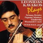 Musica per violino cd musicale di Miscellanee