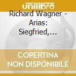 Arie d'opera da sigfrido, lohengrin, tri cd musicale di Richard Wagner