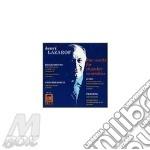 Divertimento x clar,vibrafono,vl e vlc, cd musicale di Henri Lazarof