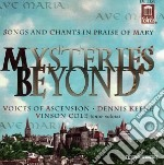 Mysteries beyond - songs and chants in p cd musicale di Miscellanee