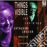 Things visible and invisible: messa dell cd musicale di Olivier Messiaen