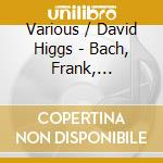 Composizioni di bach, frank, schumann, m cd musicale
