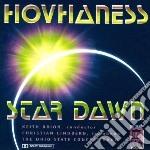 Sinfonia n.53 op.377 'star dawn', sinfon cd musicale di Alan Hovhaness