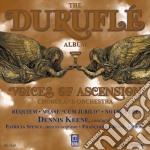 Requiem op.9, messa op.11 'cum jubilo', cd musicale di Maurice Durufle'