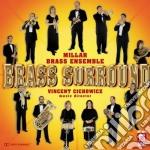 Brass surround cd musicale di Miscellanee