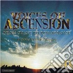 Voices of ascension - from chant to rene cd musicale di Miscellanee