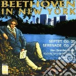 Settetto op.20, serenata op.25 cd musicale di Beethoven ludwig van