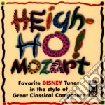 Heigh-ho! mozart favorite disney tunes i cd musicale di Miscellanee