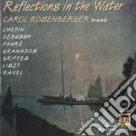 Reflections in the water: opere per pian cd musicale di Miscellanee