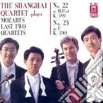 Quartetto per archi n.22 k589, quartetto cd musicale di Wolfgang ama Mozart