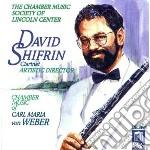 Quintetto per clarinetto op.34 j.182; gr cd musicale di Weber carl maria vo