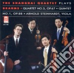 Quintetto per archi n.1 op.88, quartetto cd musicale di Johannes Brahms