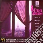 A french romance - musica per orchestra cd musicale di Miscellanee