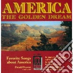 Favorite songs about america cd musicale di Miscellanee