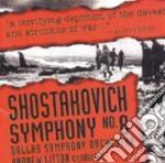 Sinfonia n.8 in do maggiore op.65 cd musicale di Dmitri Sciostakovic