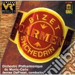 The carmen ballet cd musicale di Shchedrin