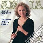 Arie d'opera arrangiate per flauto trave cd musicale di Miscellanee
