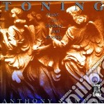 Toning - music for healing and energy cd musicale di Anthony Newman