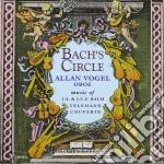 Bach's circle - sonata per oboe bwv 1020 cd musicale di Bach johann sebasti