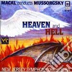 Musiche orchestrali cd musicale di Mussorgsky modest pe