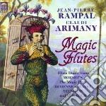Magic flutes - duetti per flauto cd musicale di Miscellanee
