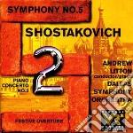Concerto per pianoforte n.2 op.102, sinf cd musicale di Dmitri Sciostakovic