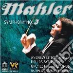Sinfonia n.3 in re minore cd musicale di Gustav Mahler