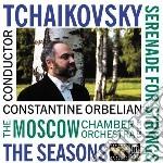 Serenata in do maggiore op.48, le stagio cd musicale di Ciaikovski pyotr il