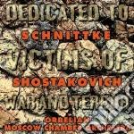 Concerto per pianoforte cd musicale di Alfred Schnittke