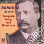Romanze (integrale) cd musicale di Alexander Borodin