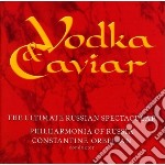 Vodka & caviar cd musicale di Artisti Vari