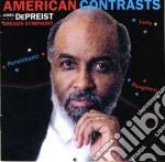 American contrasts - passacaglia cd musicale di Benjamin Lees