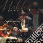 Sinfonia n.10 (compl.carpenter) cd musicale di Gustav Mahler