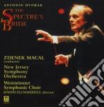 La fidanzata dello spettro (cantata) cd musicale di Antonin Dvorak