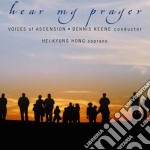 Hear my prayer cd musicale di Miscellanee