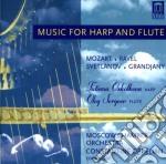 Musica per arpa e flauto: concerto per f cd musicale di Wolfgang ama Mozart