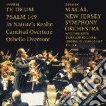 Te deum; salmo 149 cd musicale di Antonin Dvorak